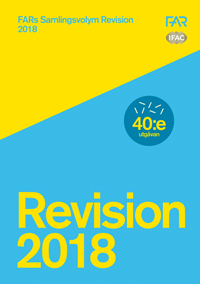 bokomslag Samlingsvolymen Revision 2018