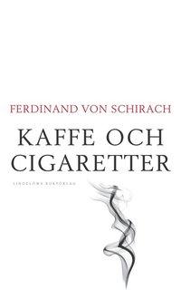 bokomslag Kaffe och cigaretter