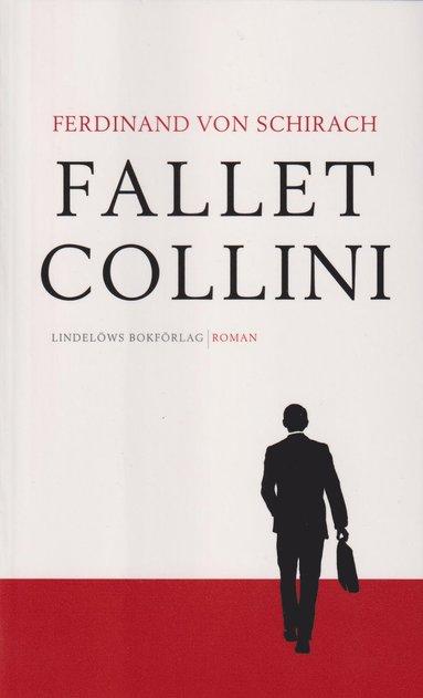 bokomslag Fallet Collini