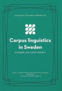 bokomslag Corpus linguistics in Sweden