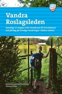 bokomslag Vandra Roslagsleden 3e uppl