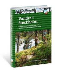 bokomslag Vandra i Stockholm : 62 natursköna dagsvandringar