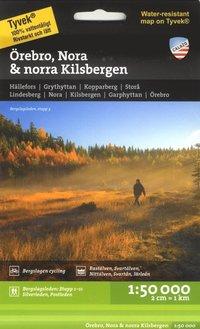 bokomslag Örebro, Nora & Norra Kilsbergen