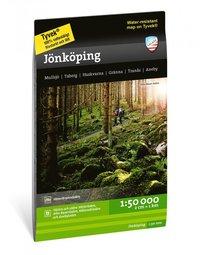 bokomslag Jönköping 1:50.000