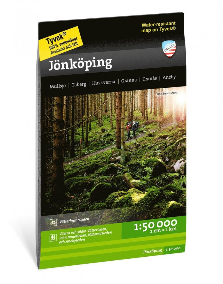 Jönköping 1:50.000 1