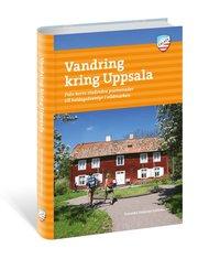 bokomslag Vandring kring Uppsala
