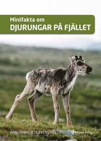 bokomslag Minifakta om djurungar på fjället