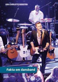 bokomslag Fakta om dansband (CD + bok)
