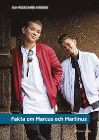 bokomslag Fakta om Marcus och Martinus  (CD + bok)