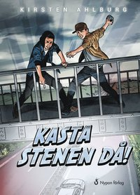 bokomslag Kasta stenen då! (CD + bok)