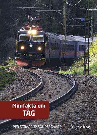 bokomslag Minifakta om tåg