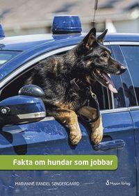 bokomslag Fakta om hundar som jobbar