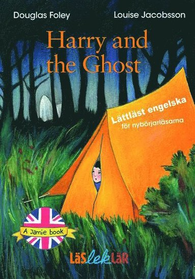 bokomslag Harry and the Ghost
