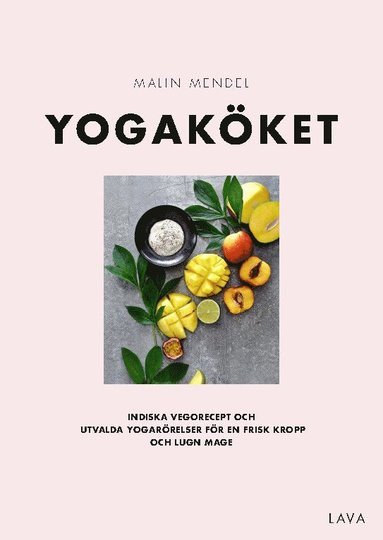 bokomslag Yogaköket - för en glad mage ca5597ffb71dd