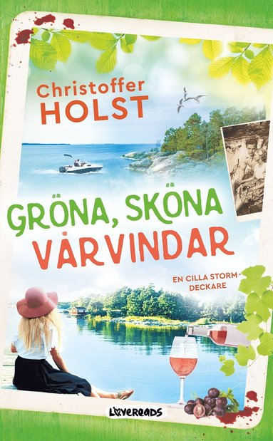 bokomslag Gröna, sköna vårvindar