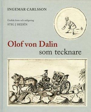 bokomslag Olof von Dalin som tecknare