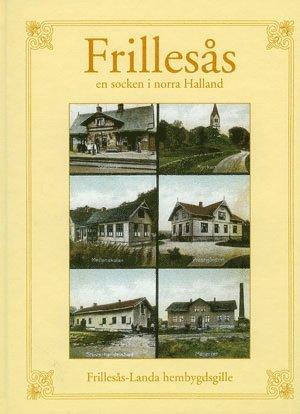 bokomslag Frillesås : en socken i norra Halland