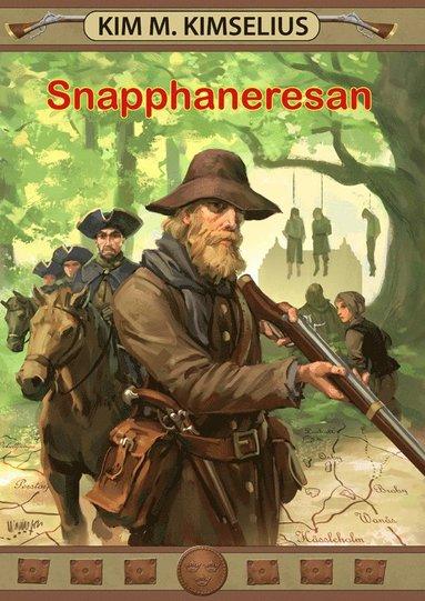 bokomslag Snapphaneresan