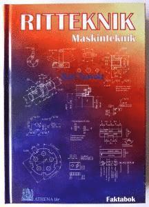 bokomslag RITTEKNIK Maskinteknik Faktabok