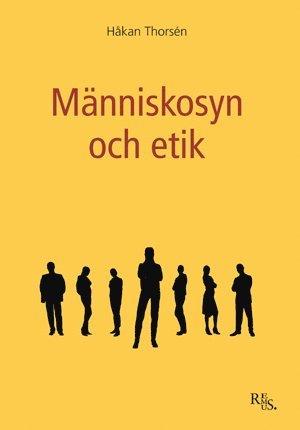 bokomslag Människosyn och etik