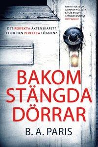 bokomslag Bakom stängda dörrar