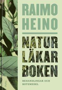 bokomslag Naturläkarboken 2 : Sjukdomar och besvär