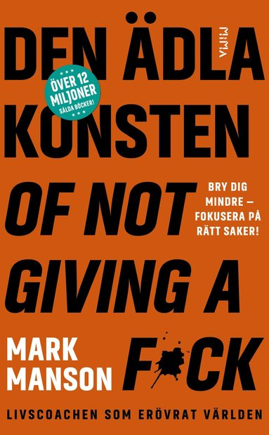 bokomslag Den ädla konsten of not giving a f*ck