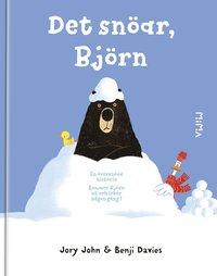 bokomslag Det snöar, Björn