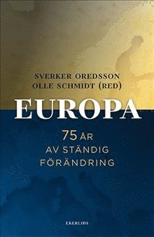 bokomslag Europa : 75 år av ständig förändring