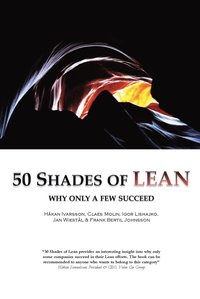 bokomslag 50 Shades of LEAN - Why only a few succeed