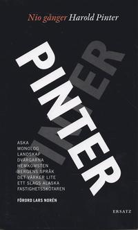 bokomslag Nio gånger Pinter