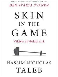 bokomslag Skin in the game : vikten av delad risk