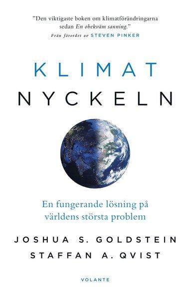 bokomslag Klimatnyckeln : En fungerande lösning på världens största problem