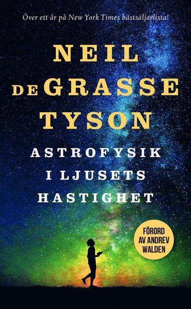 bokomslag Astrofysik i ljusets hastighet