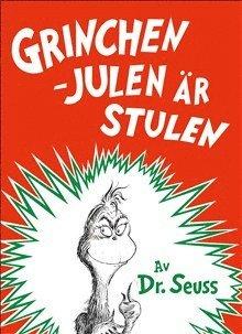 bokomslag Grinchen: Julen är stulen