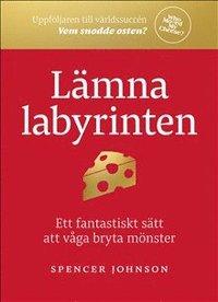 bokomslag Lämna labyrinten : ett fantastiskt sätt att våga bryta mönster