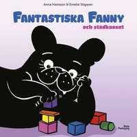 bokomslag Fantastiska Fanny och städkaoset
