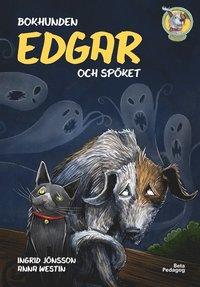 bokomslag Bokhunden Edgar och spöket
