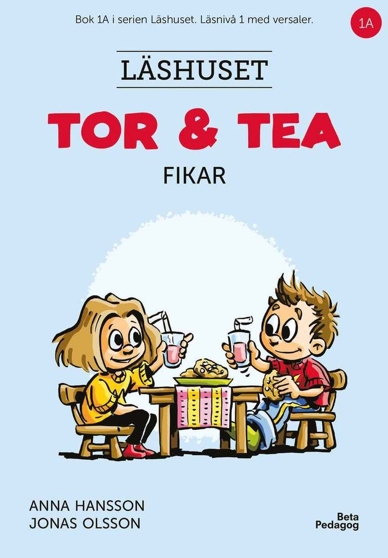 Tor och Tea fikar 1