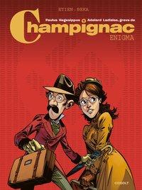 bokomslag Champignac Enigma