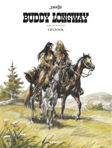 bokomslag Buddy Longway Samlade äventyr 1