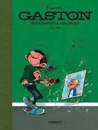 bokomslag Gaston. Den kompletta samlingen, Volym 3
