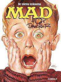 bokomslag MAD. De största tecknarna 4, Mort Drucker
