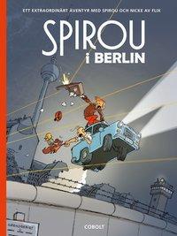 bokomslag Spirou i Berlin
