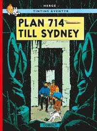 bokomslag Plan 714 till Sydney