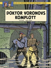 bokomslag Doktor Voronovs komplott