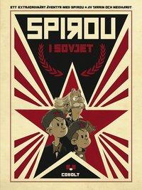 bokomslag Spirou i Sovjet