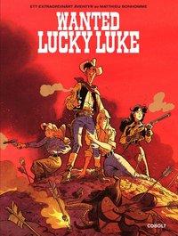 bokomslag Wanted Lucky Luke