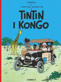 bokomslag Tintin i Kongo