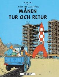 bokomslag Månen tur och retur. Del 1